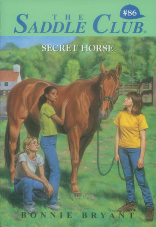 Secret Horse by Bonnie Bryant