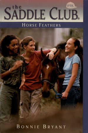 Horse Feathers by Bonnie Bryant