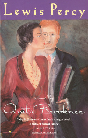 Lewis Percy by Anita Brookner