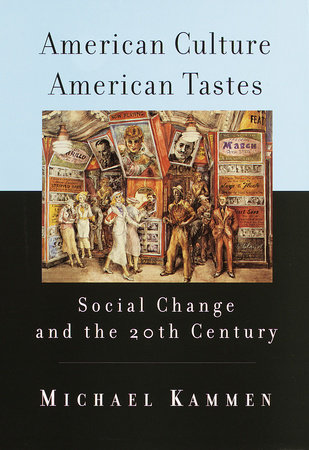 American Culture, American Tastes