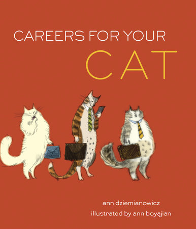 Careers for Your Cat by