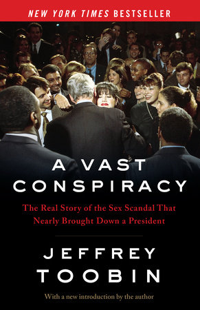A Vast Conspiracy book cover
