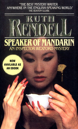Speaker of Mandarin by Ruth Rendell