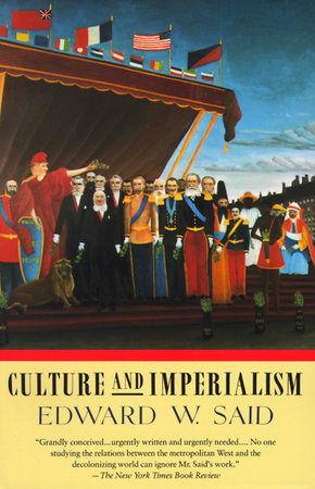 Culture and Imperialism by