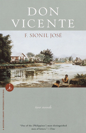 Don Vicente by F. Sionil Jose