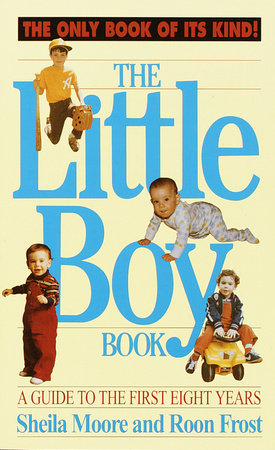 The Little Boy Book by