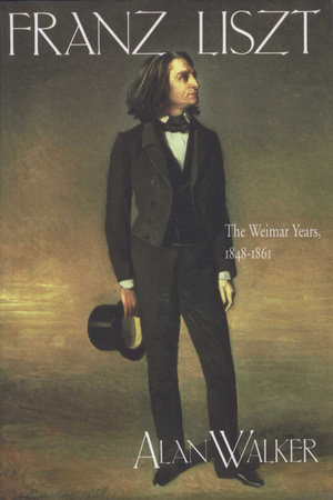 Franz Liszt, Volume 2 by