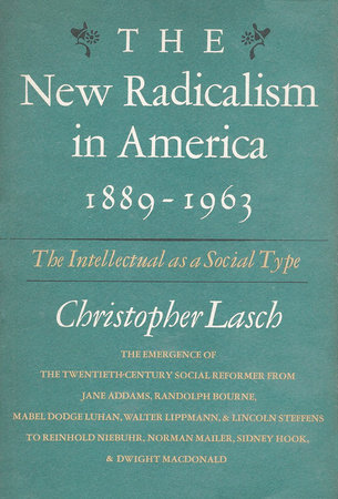 New Radicalism in America by