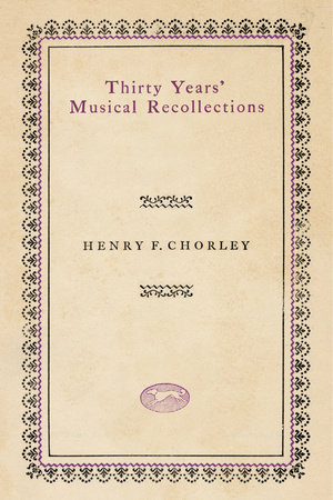 Thirty Years' Musical Recollections by