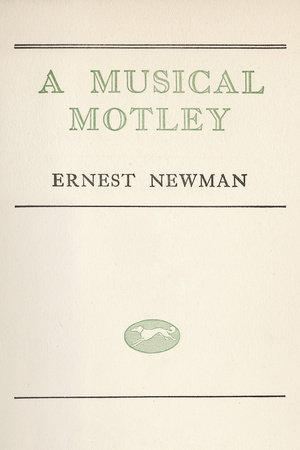 Musical Motley