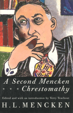 Second Mencken Chrestomathy by
