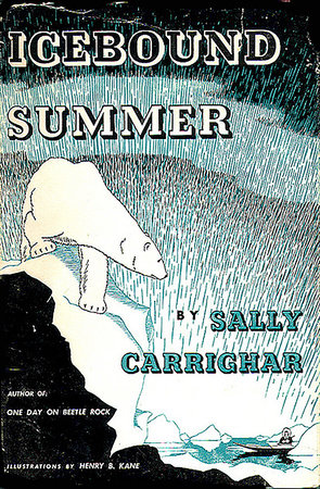 Icebound Summer by Sally Carrighar