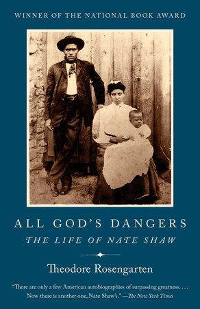 All God's Dangers by Theodore Rosengarten