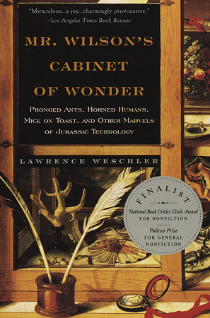 Mr. Wilson's Cabinet Of Wonder by