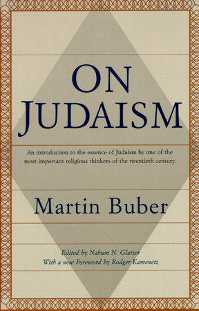 On Judaism by