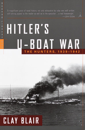 Hitler's U-Boat War by