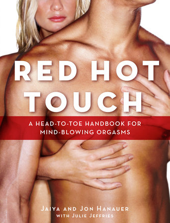 Red Hot Touch by Jon Hanauer and JAIYA