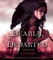 Dearly, Departed: A Zombie Novel Cover
