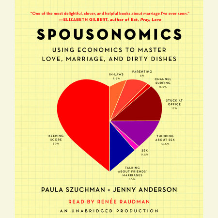 Spousonomics by Jenny Anderson and Paula Szuchman
