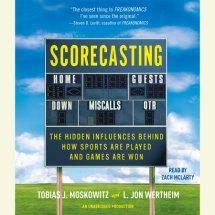 Scorecasting Cover