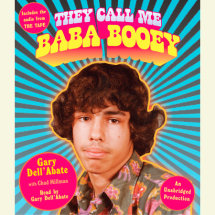They Call Me Baba Booey Cover