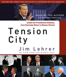 Tension City Cover