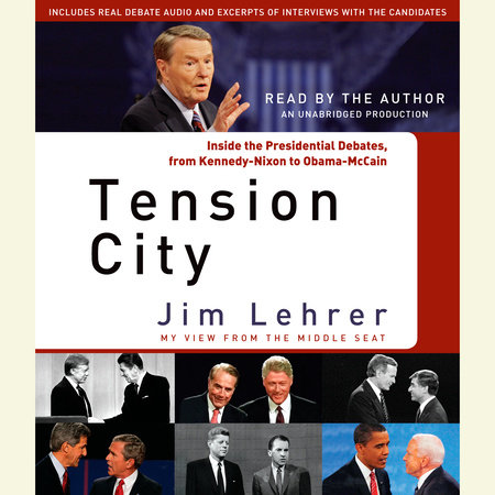 Tension City by Jim Lehrer