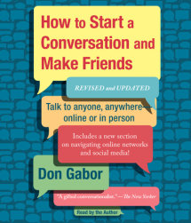 How To Start A Conversation And Make Friends Cover
