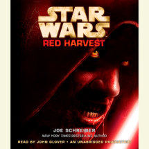 Red Harvest: Star Wars Cover