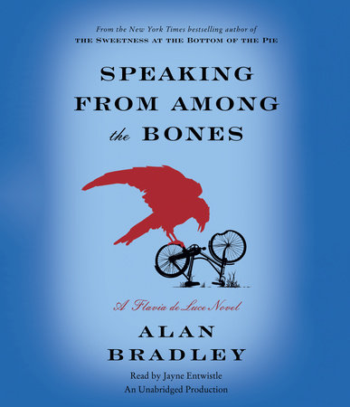Speaking From Among the Bones by