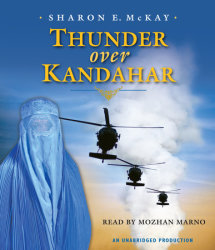 Thunder Over Kandahar Cover