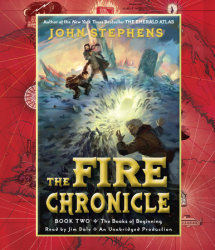The Fire Chronicle Cover