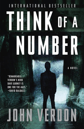 Think of a Number (Dave Gurney, No. 1)
