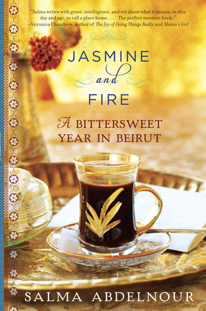 Jasmine and Fire by