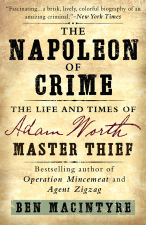 The Napoleon of Crime by
