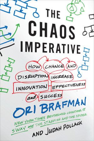 The Chaos Imperative book cover