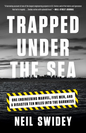 Trapped Under the Sea book cover