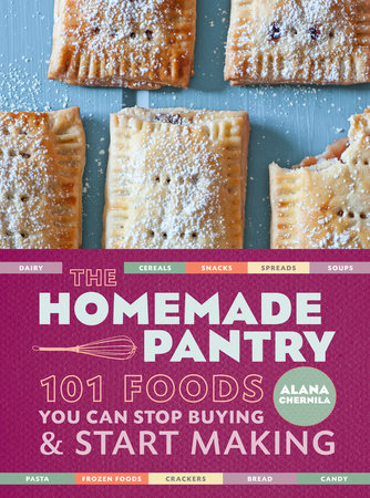 The Homemade Pantry by