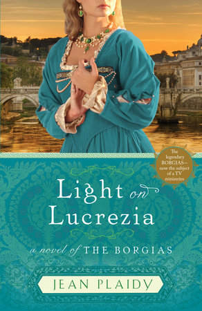 Light on Lucrezia by