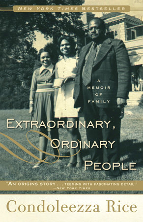 Extraordinary, Ordinary People by