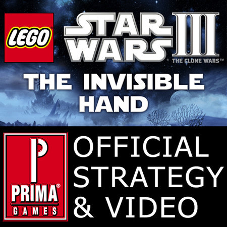 Lego Star Wars III: The Clone Wars - The Invisible Hand: All Red Bricks Strategy & Video by Prima Games (iPhone/iPad App) by