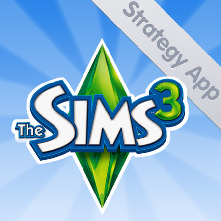 The Sims 3 - Prima Official Strategy App (iPhone/iPad App) by