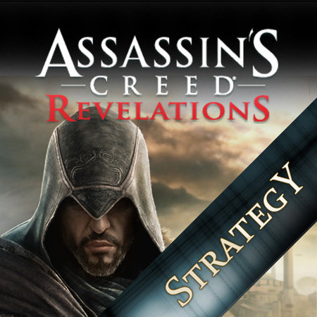 Assassin's Creed Revelations Collectibles Map by Prima (iPhone/iPad App)