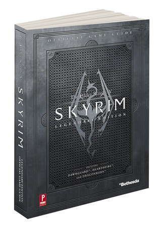 Elder Scrolls V: Skyrim Legendary Standard Edition by David Hodgson