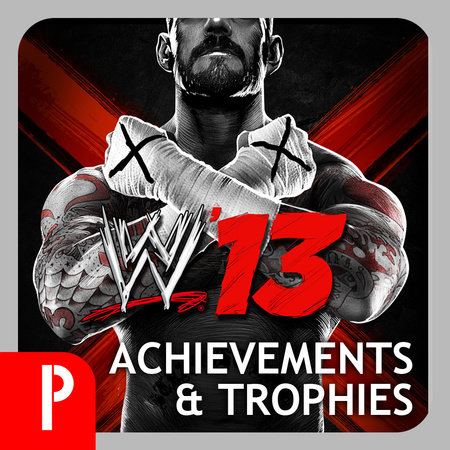 WWE 13 Achievements App
