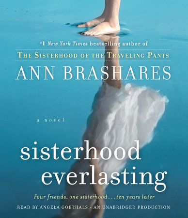 Sisterhood Everlasting (Sisterhood of the Traveling Pants) book cover