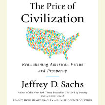 The Price of Civilization Cover