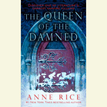 The Queen of the Damned Cover