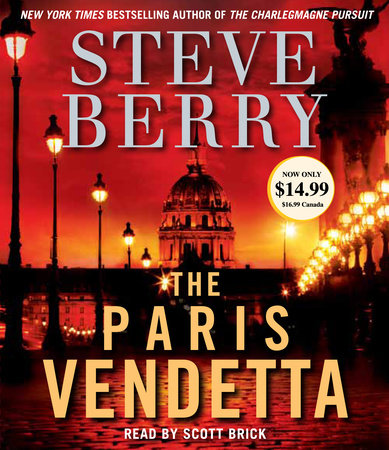 The Paris Vendetta by Steve Berry
