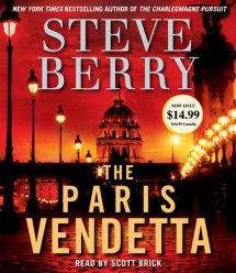 The Paris Vendetta Cover